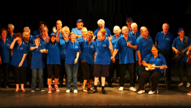 Spirit Of The Streets Choir